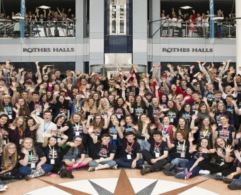 NATIONAL FESTIVAL OF YOUTH THEATRE 2016