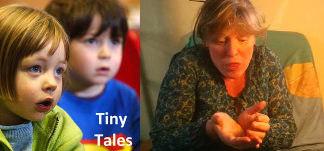 Tiny Tales: Over the Billows and Beyond