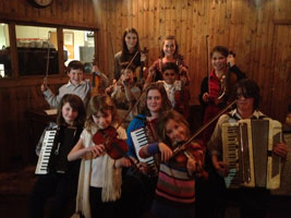 Fèis Rois Weekly Classes: Ullapool
